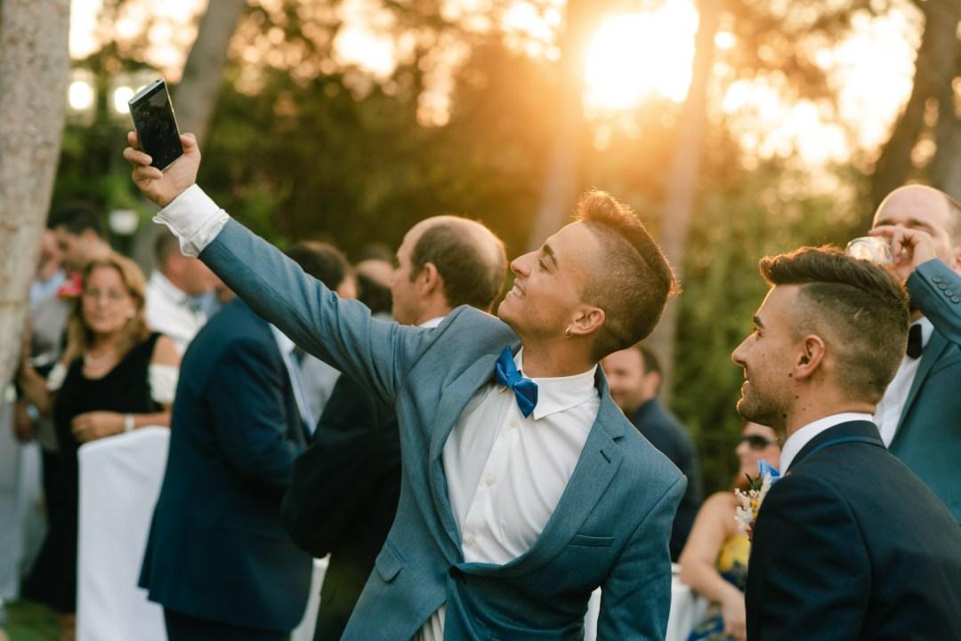 Ideas para decorar la boda con fotografías