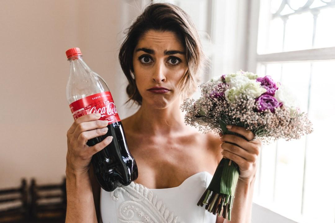 Crazy Love Shots fotógrafo de boda en Valdebebas Madrid