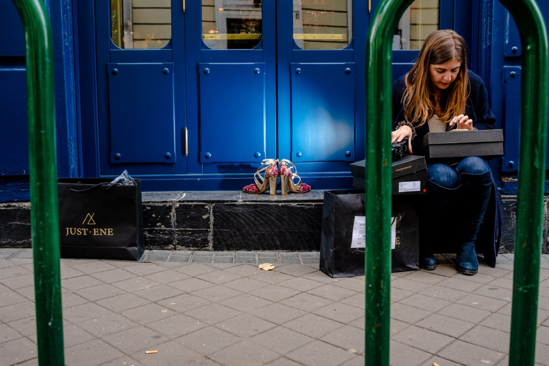 Just Ene - Crazy Love Shots Fotografo Madrid