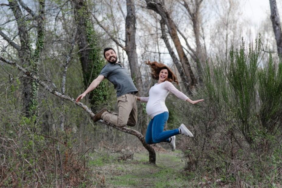 Sesión de fotos de pareja gratis