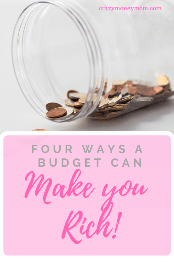 Four Ways a Budget Makes You Money