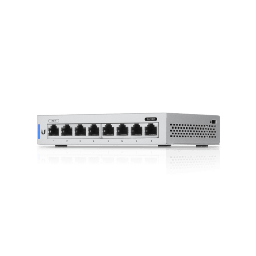 UniFi Switch 8 Ports 3 1