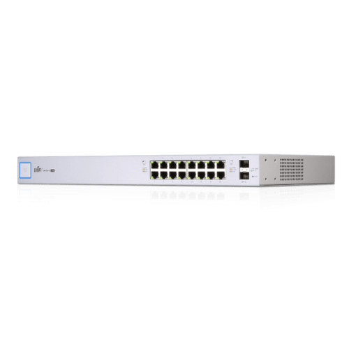 UniFi Switch PoE 16 Ports 150 Watts 3 1