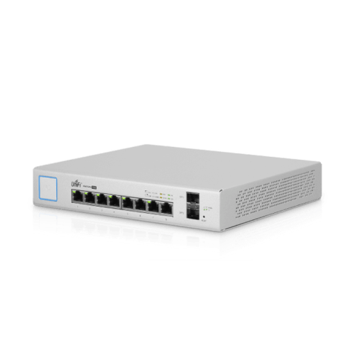 UniFi Switch PoE 8 Ports 150 Watts 3 1