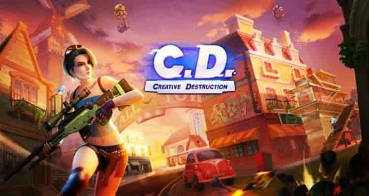 Creative Destruction For Android