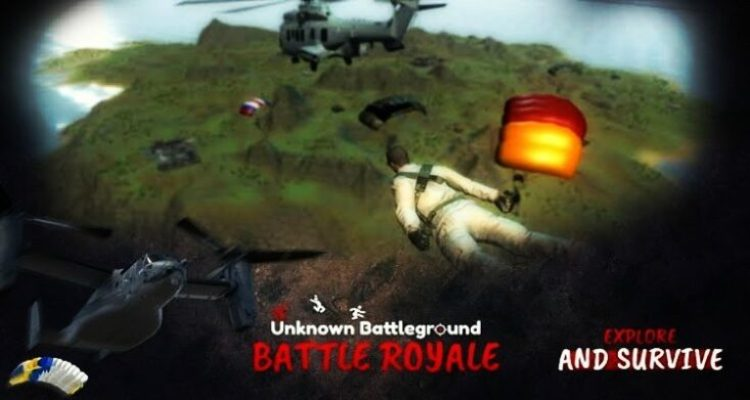 Unknown Battleground Battle Royale games for Android