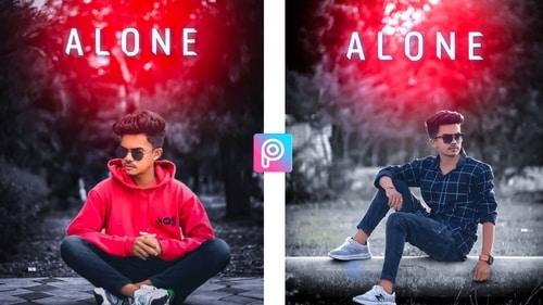 picsart-alone-photo-editing
