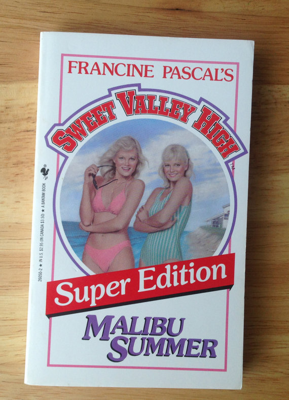 Sweet Valley High Malibu Summer
