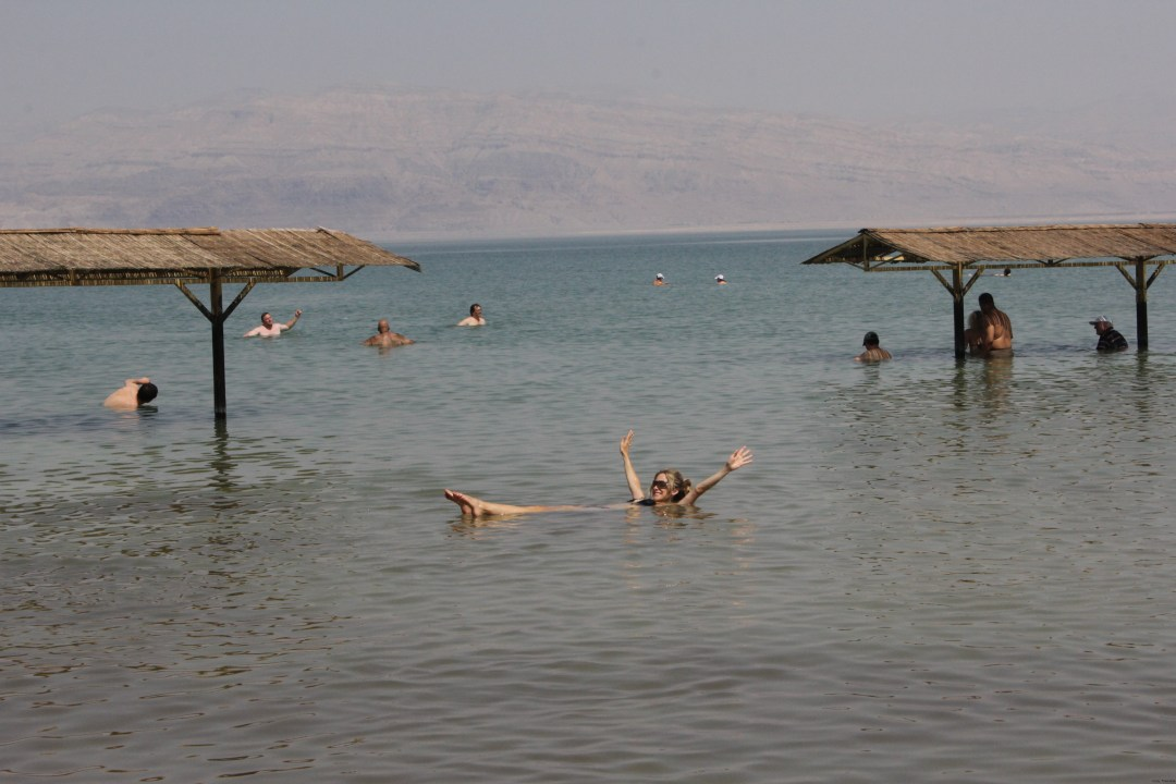 Highlights of the Dead Sea and Masada Tour in Israel