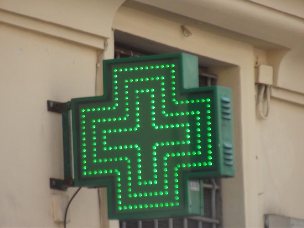 Italian pharmacy photo