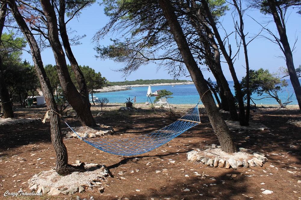 secluded Croatian island