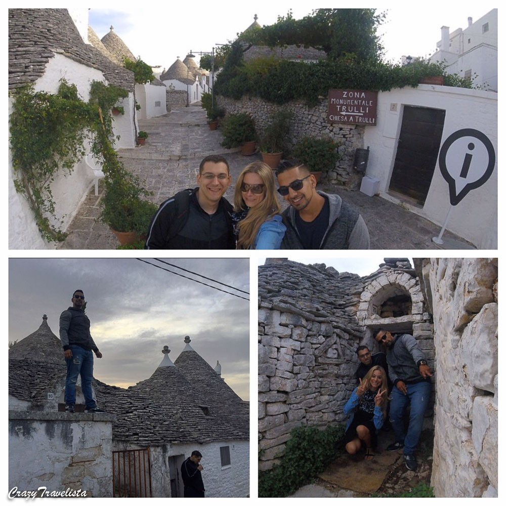 Trull of Alberobello, Italy
