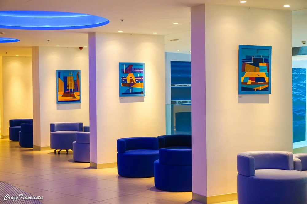 Art Hall at Radisson Blu Split