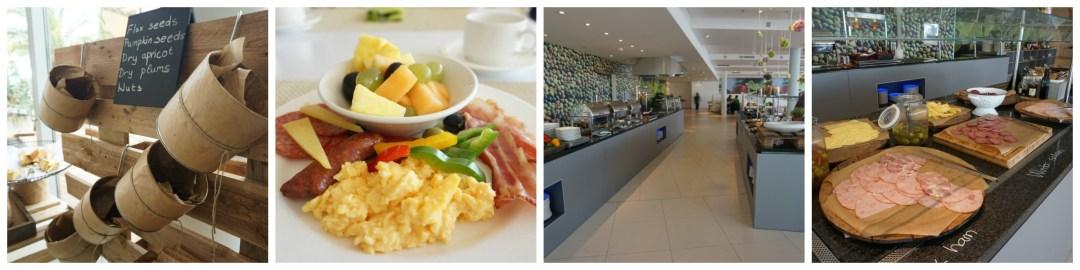 Breakfast at Radisson Blu