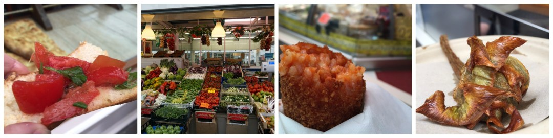 gluten free food tour in Rome