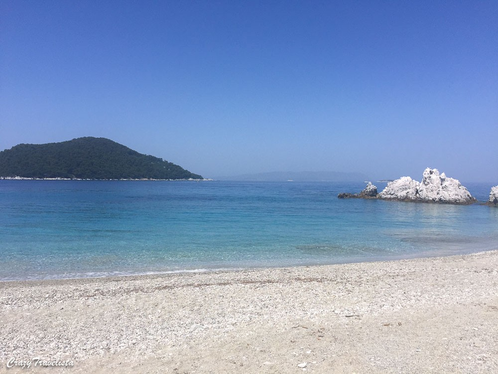 What to do in Skopelos, Milia Beach