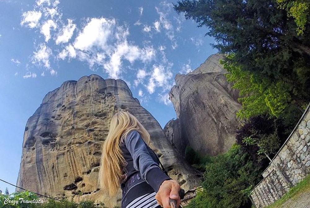 Meteora GoPro view
