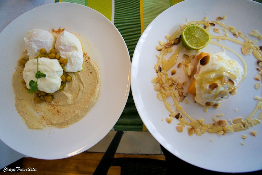Derwent House Boutique Hotel Breakfast