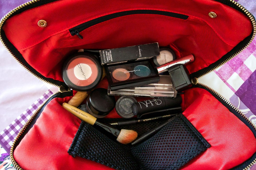 Machine-Washable Makeup Travel Bag by Kusshi: The Last One You'll Ever Need
