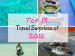 Where to travel in 2017