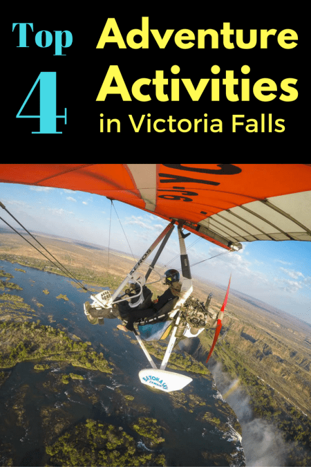 What to do in Victoria Falls