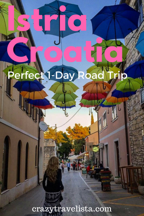 Istria, Croatia 1-day Road Trip