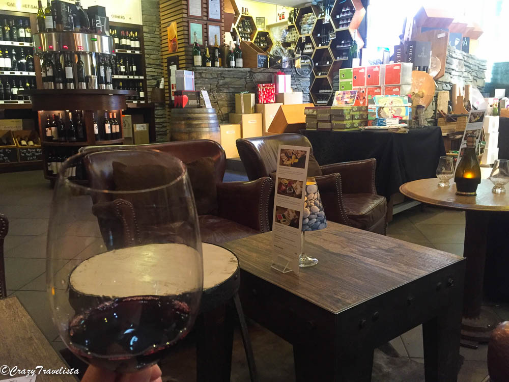 Unique Things To Do in Queenstown: The Winery