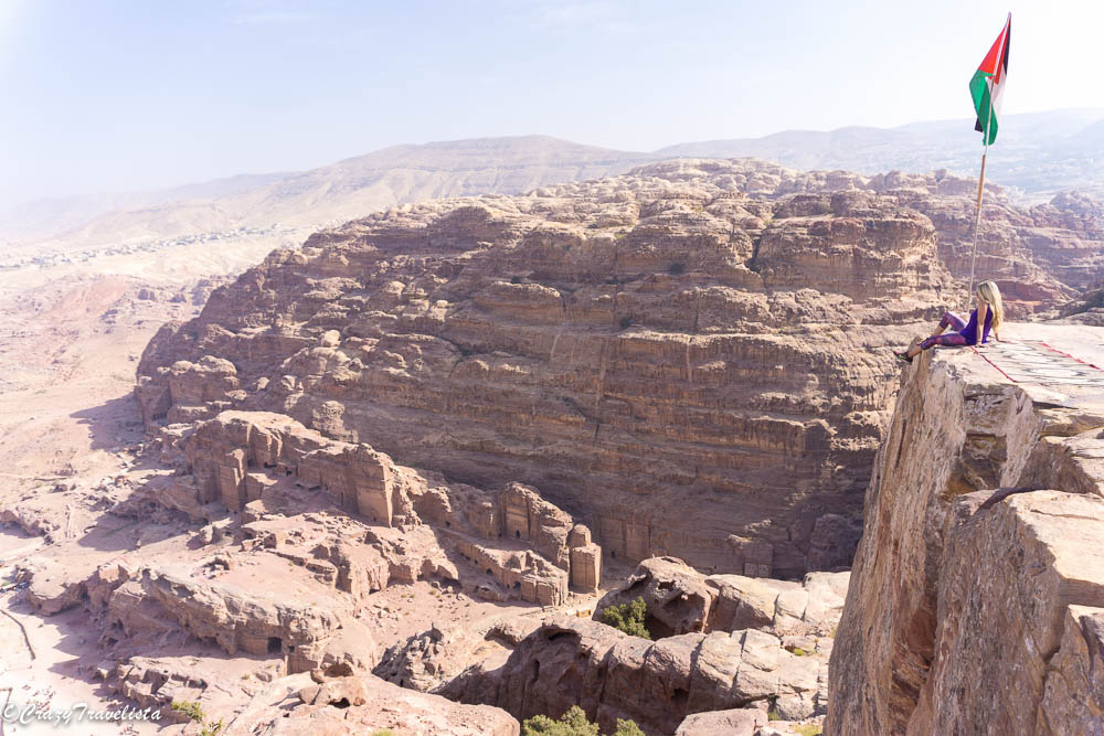 most epic views in Petra