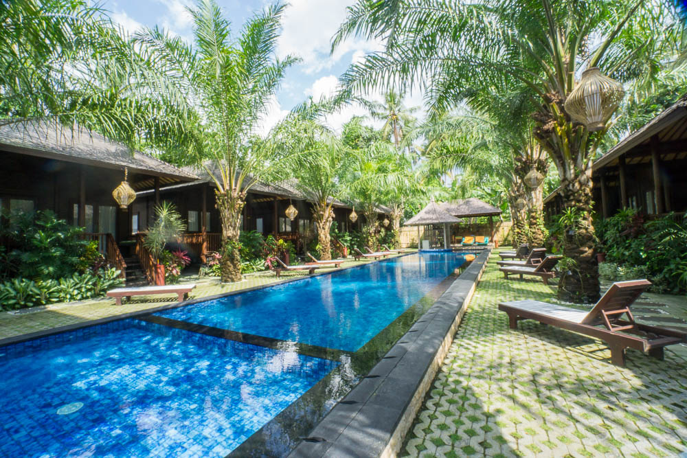Cute Places to Stay in Bali