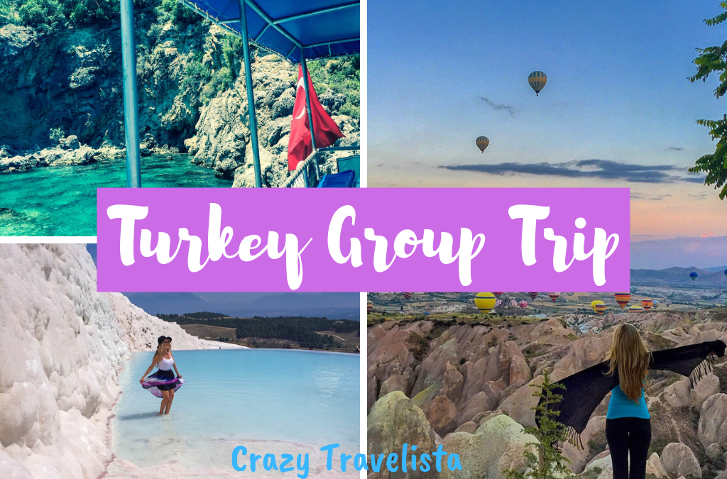 The Best of Turkey Group Trip (10 days/9 nights) with Crazy Travelista