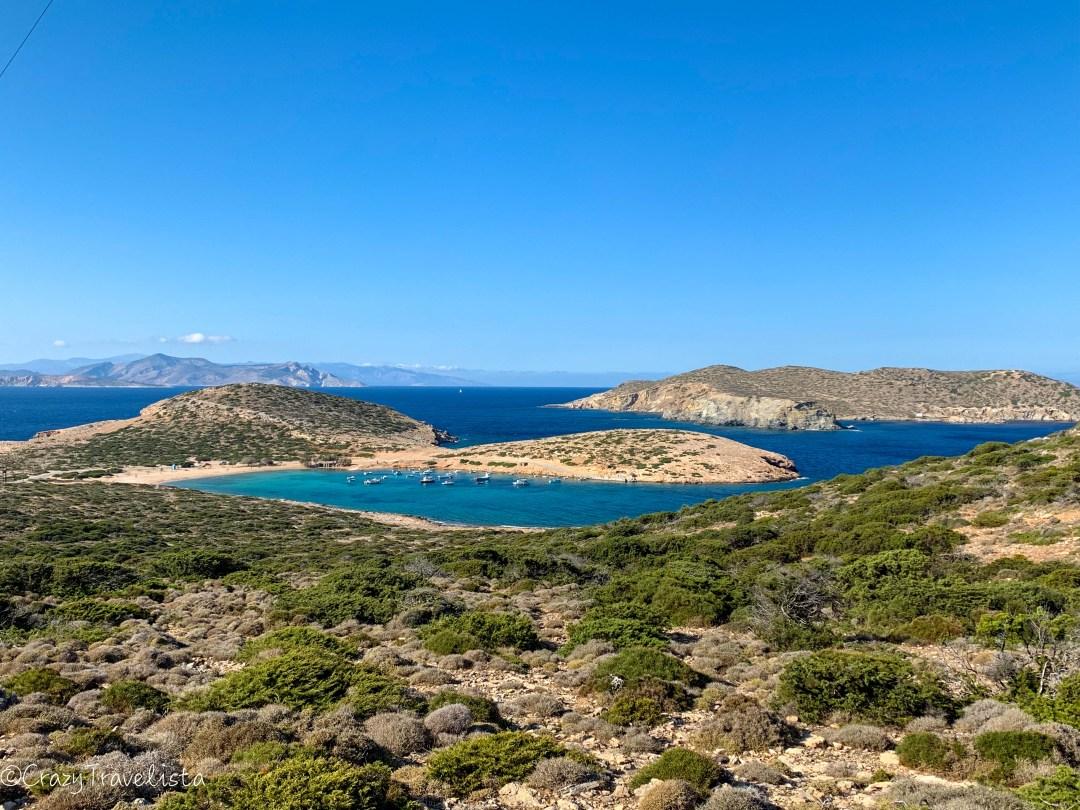 Kalotaritissa Beach, Amorgos