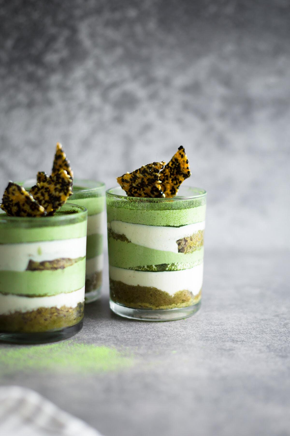 Vegan Chocolate Mousse Cake Recipe