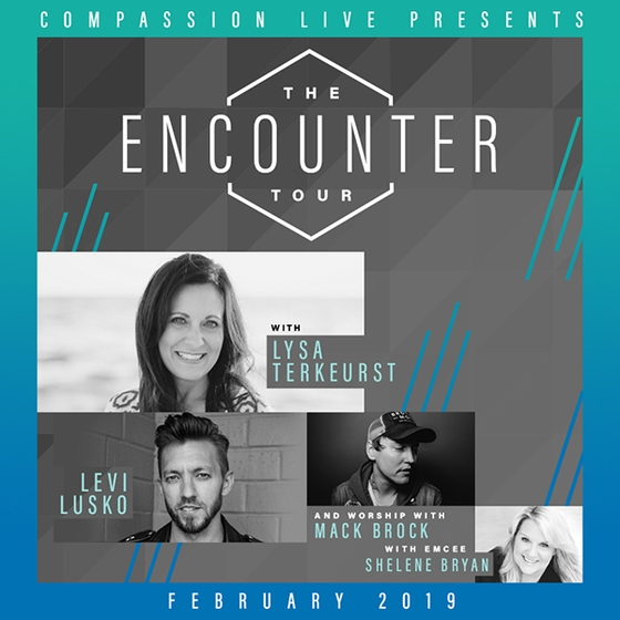This image has an empty alt attribute; its file name is compassion-live-2019-the-encounter-tour-lysa-terkeurst-levi-lusko-mack-brock.jpg