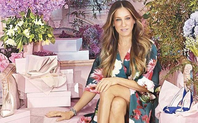 Nueva colección de zapatos para novia de Sarah Jessica Parker
