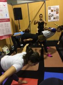 yoga festival paris 2018 #05