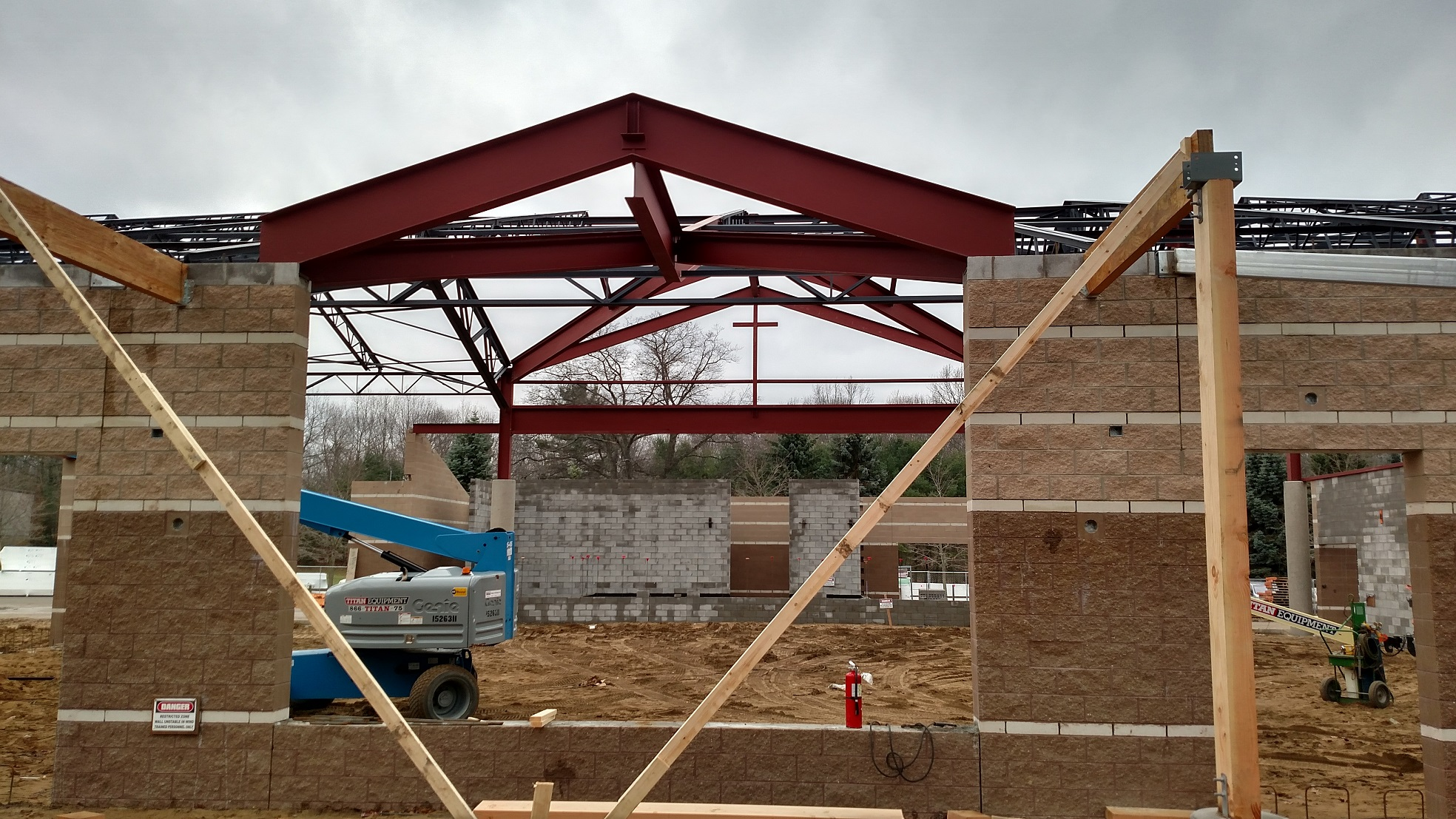 roofing trusses