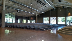seating from other side