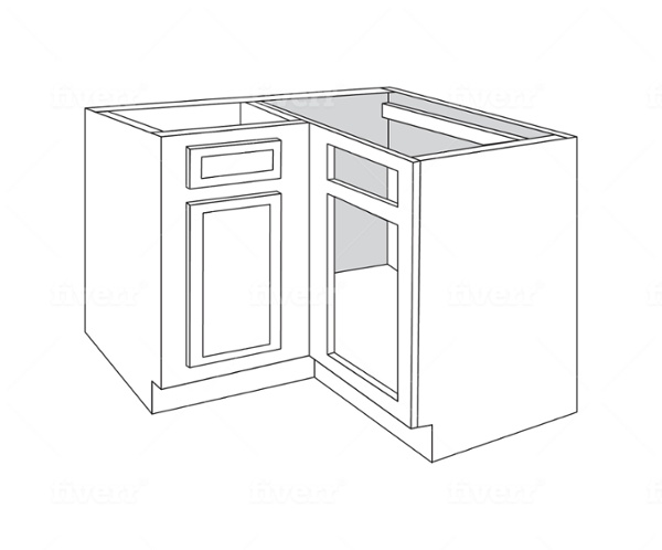 What To Do With The Corner Cabinet Kitchen Corner Cabinet Design