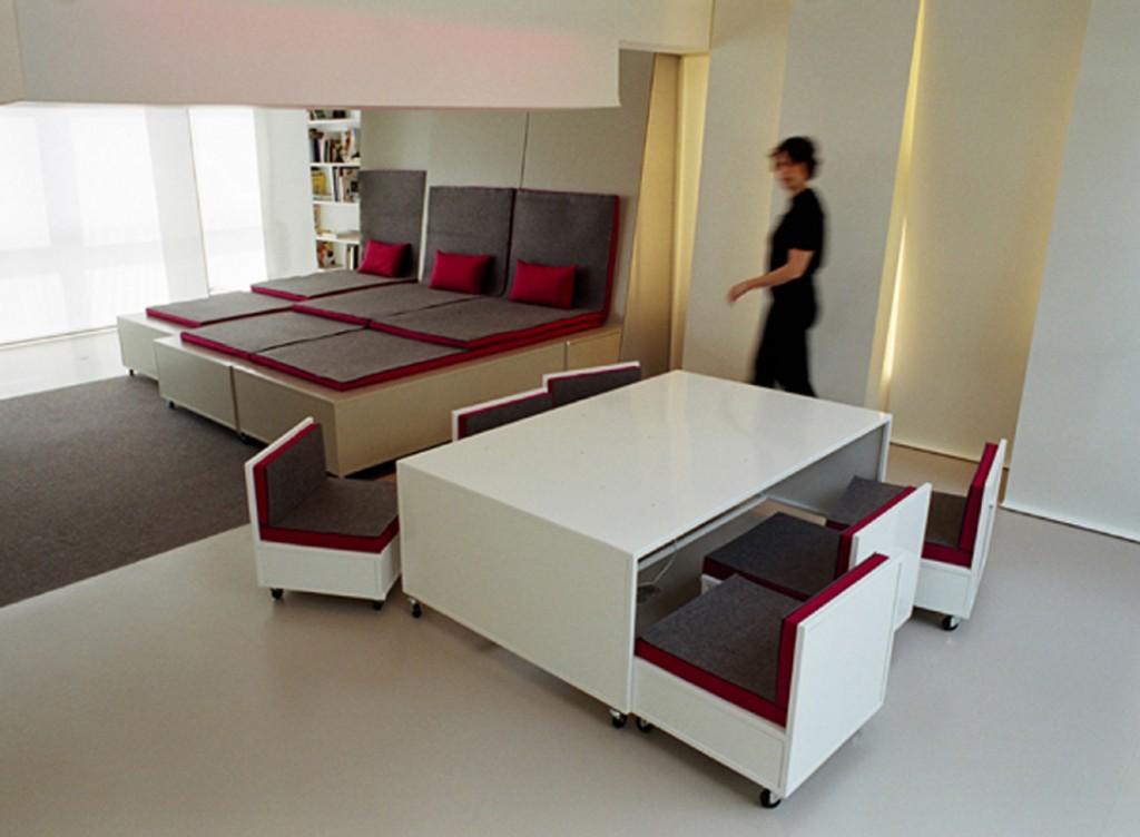 optimiser l espace th i h a gc. Black Bedroom Furniture Sets. Home Design Ideas