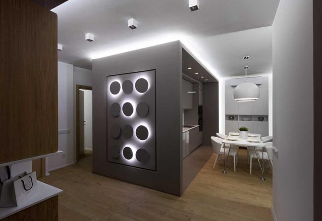 Appartement Moderne Et Color