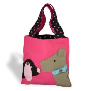 Nose to Bows Poppet Bag Sewing Kit-0