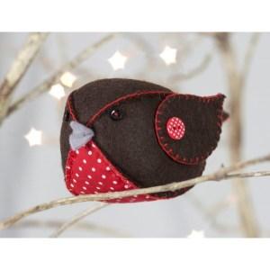 Merrydown Robin Sewing Kit-0