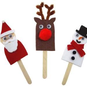 Mister Maker - Christmas Puppets-0