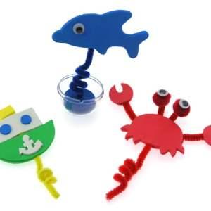 Mister Maker Mini Makes - Wacky Wobblers-0