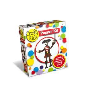 Pirate Puppet Kit-0