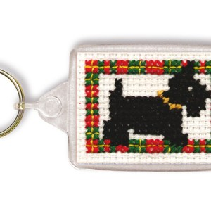Cross Stitch Keyring Kits