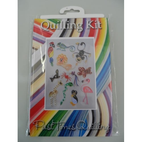 Quilling Designs at the Zoo-26717