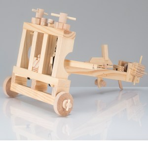 Wooden Automata Kits