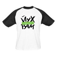 Кликайте, чтобы заказать лучший подарок работнику торговли — чернорукавчатую футболку «Йух вам, а не дешевые фрукты»