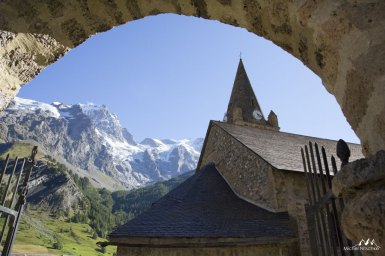Meije église La Grave